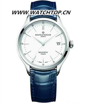 """从""""芯""""出发,忠于经典 名士克里顿系列Baumatic™腕表中国发布 新表预览 第2张"""