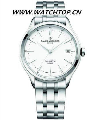 """从""""芯""""出发,忠于经典 名士克里顿系列Baumatic™腕表中国发布 新表预览 第4张"""