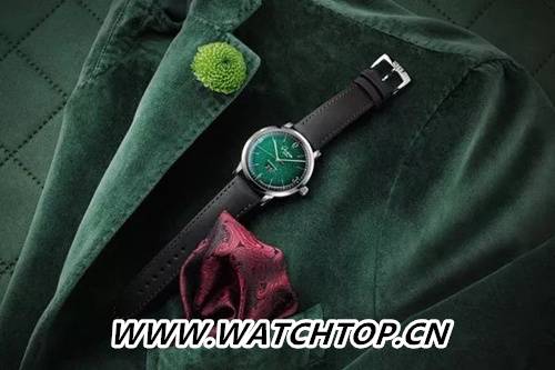 绿色魅影 格拉苏蒂原创Sixties系列新作 行业资讯 第3张