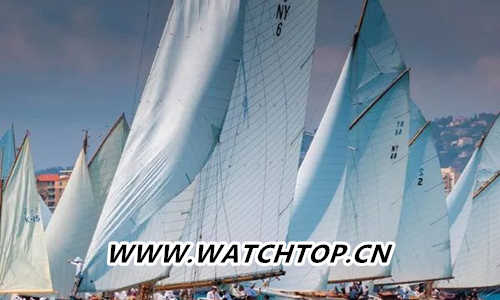 2018年沛纳海古典帆船挑战赛地中海巡回赛