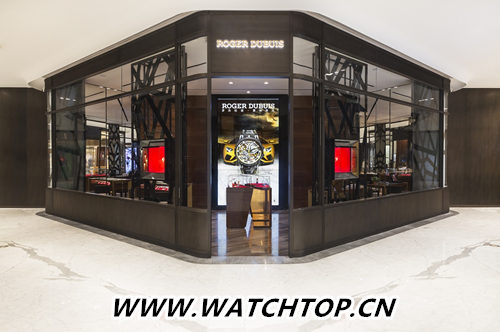 Roger Dubuis 罗杰杜彼西安 SKP 专卖店隆重开幕 行业资讯 第3张
