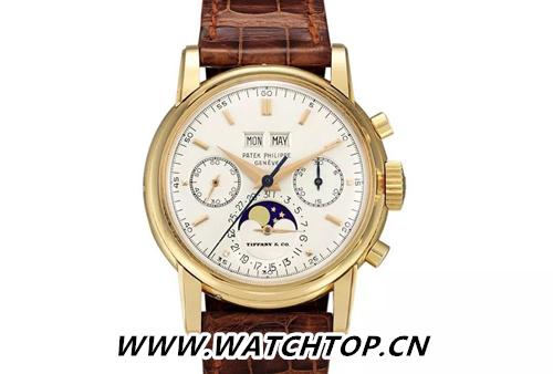 亚洲拍卖史上最贵腕表诞生:蒂芙尼发行的Patek Philippe Ref. 2499破纪录 行业资讯 第4张