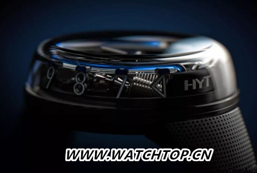 三维液体看时间:HYT H20腕表 行业资讯 第3张