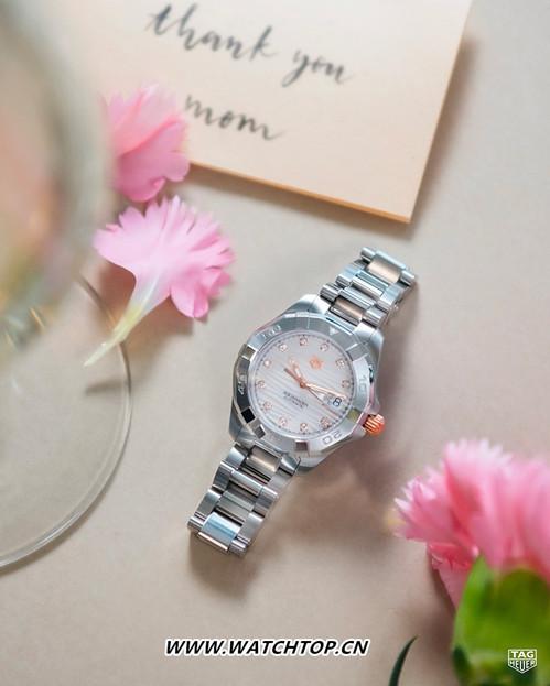 TAG HEUER泰格豪雅母亲节倾心呈献两款腕表 以多变风格向天下母亲致敬